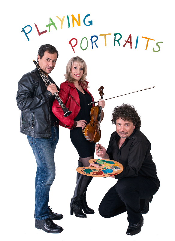 Playing Portraits back - News