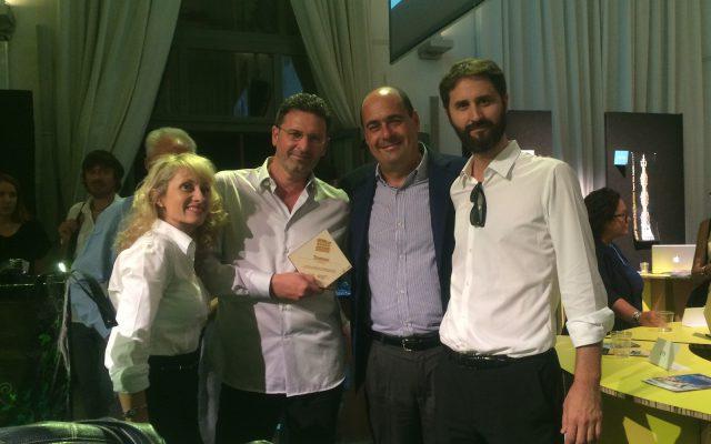 """34 Premio Regione 1 1 640x400 - Vincitori del Bando """"Imprese culturali e creative 2015"""" della Regione Lazio"""