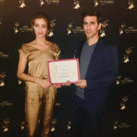 "Treetone LadyFilmmakers 280x280 - ""Rapsodia in Blue"" Best Short Film at the Lady Filmmakers Festival."