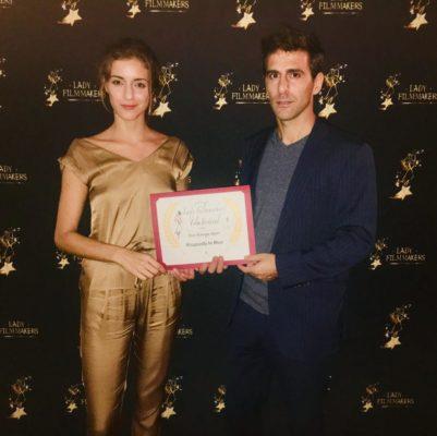 "Treetone LadyFilmmakers 401x400 - ""Rapsodia in Blue"" Best Short Film at the Lady Filmmakers Festival."